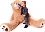 Big Cuddly Teddy Bear – Soft Toy Animal