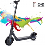 COLORWAY Foldable E-Scooter with Long-Range Battery for Adults
