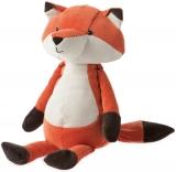 Cuddly Folksy Foresters Fox Soft Toy by Manhattan Toy