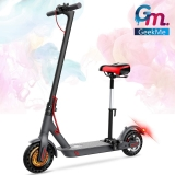 GeekMe Electric Scooter with Seat detachable 8.5 inch Tires