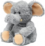 Heat Up Microwavable Elephant Soft Cuddly Toy by Warmies
