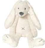 Ivory Rabbit Richie Soft Toy White by Happy Horse