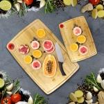 Elegant Life Premium Organic Kitchen Cutting Boards