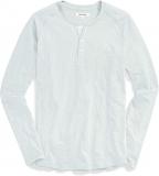 Main Men's Casual Henley Shirt
