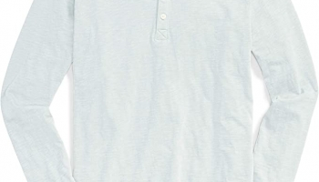 Main Men's Casual Henley Shirt