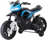 HOMCOM On Battery Powered Motorcycle Forward Brake Children Electric Scooter
