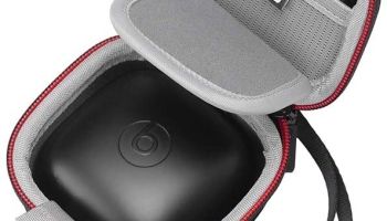 RLSOCO Hard Case for Powerbeats Pro Totally Wireless Earphones
