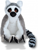 Ring Tailed Lemur Plush Soft Toy by Wild Republic