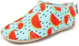 Slipfree Girls Barefoot Watermelon