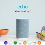 Amazon Echo 3rd generation Smart speaker with Alexa