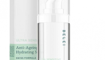 Ultra Sensitive Anti-Ageing Hydrating Serum
