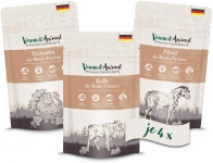 Venandi Animal Natural Wet Cat Food Mix Pack II Pouches