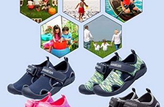 20 Best Kids Beach Shoes under £25